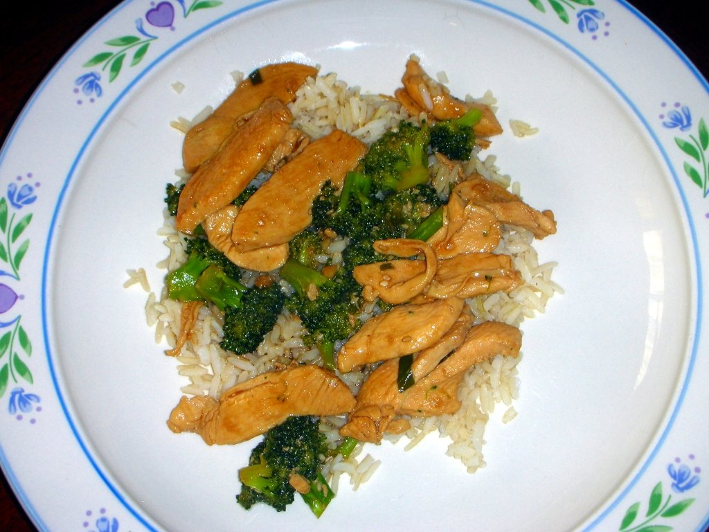 Chicken Stir Fry With Broccoli Rants From My Crazy Kitchen