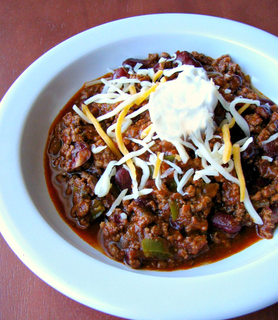 Award Winning Chili Recipe - Rants From My Crazy Kitchen