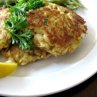The Best Homemade Crab Cakes