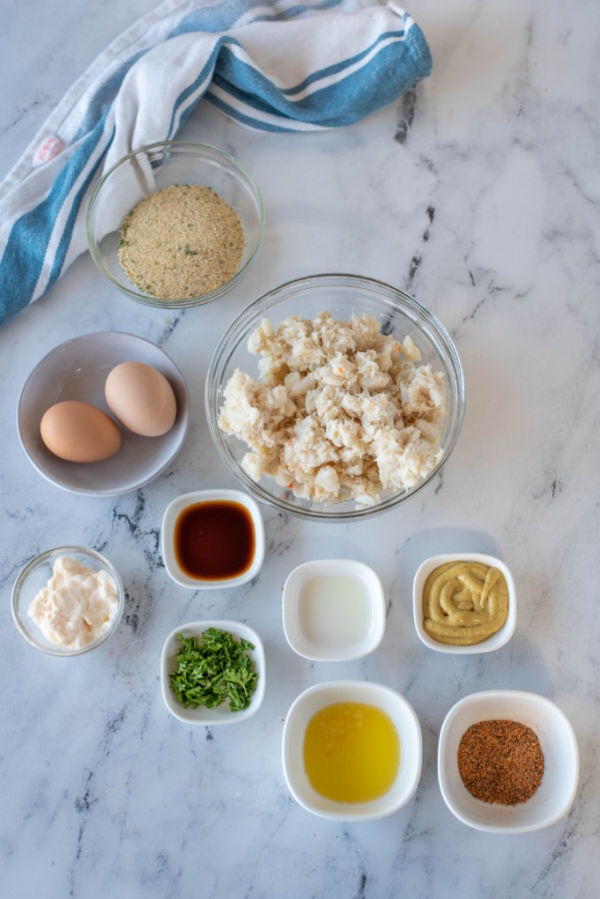 photo of ingredients on a countertop