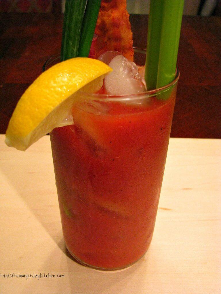 Bacon Jalapeno Bloody Mary
