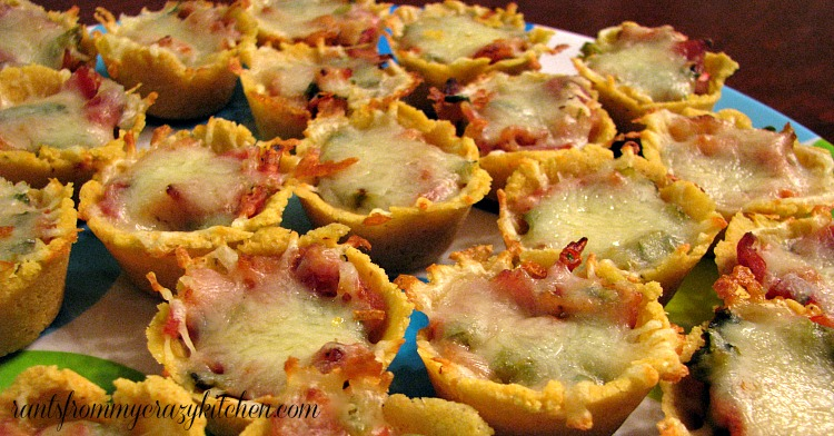 Bacon Jalapeno and Monterey Jack Tamale Bites