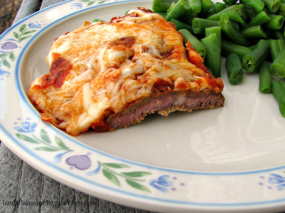 Steak Parmesan