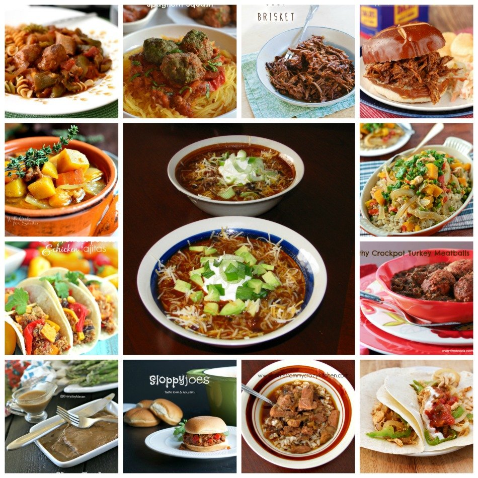 Easy Crock Pot Dinners 2