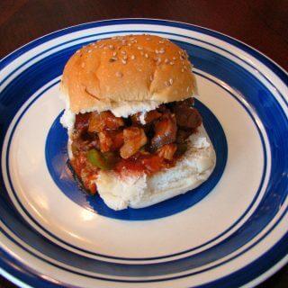 Crock Pot Pork Barbecue