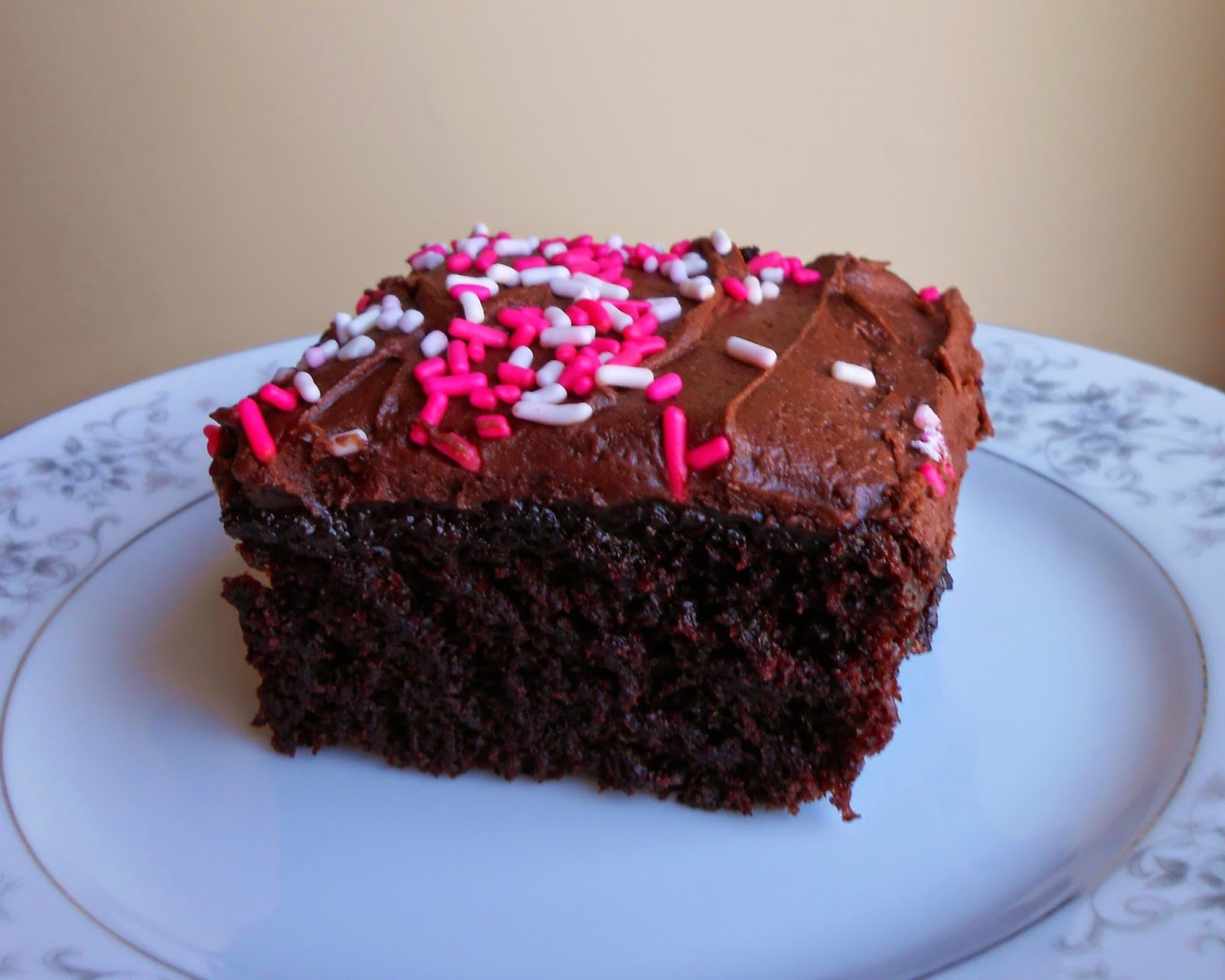 Baking with Kids) Easy Chocolate Cake -Guest Post from Baking ...