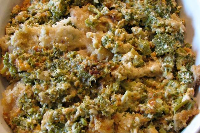 Broccoli-Au-Gratin