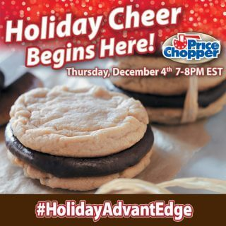 #HolidayAdvantEdge Recipe Party