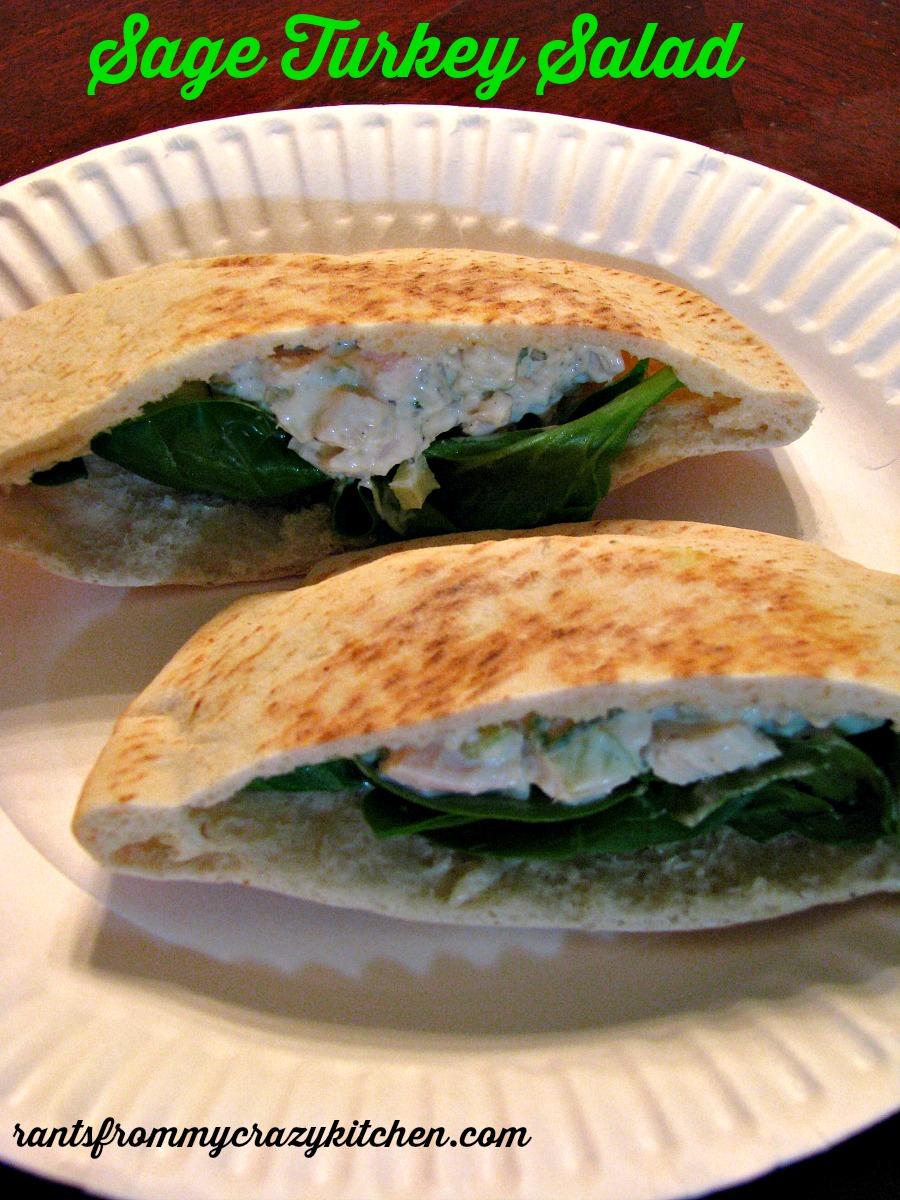 Sage-Turkey-Salad