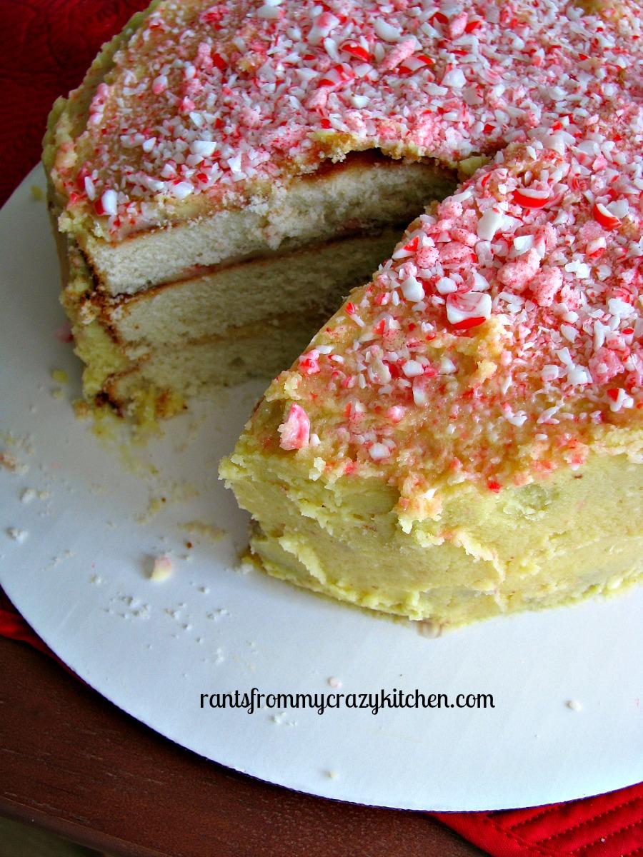 Sliced-White-Christmas-Peppermint-Cake