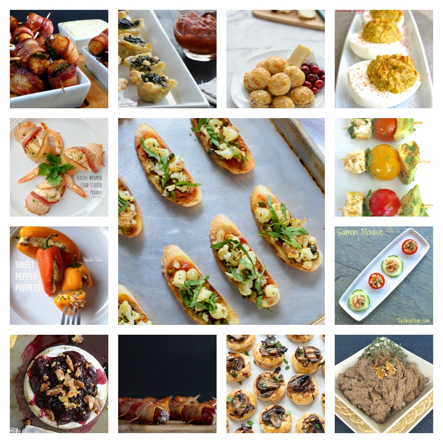 Finger Foods and Spreads