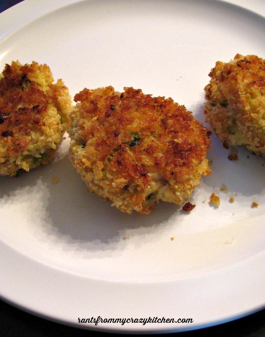 Chicken Croquettes