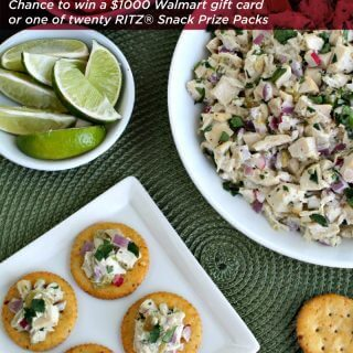 Discover delicious spins on meatless recipes for your table and & enter for a chance to win the Put It On A RITZ® $1400 Sweepstakes! Find rules and enter here: POSTLINK. Grand Prize: $1000 Walmart gift card & RITZ® Snack Prize Pack! Ends: 5/5/15. SWEEPS