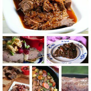 Beef Brisket Recipes for National Brisket Day