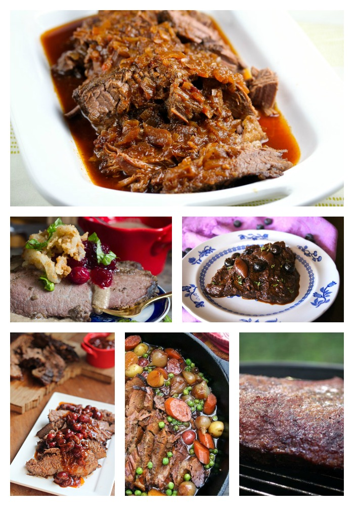 Mouth Watering Brisket Recipes- Looking for the best beef brisket to impress your family or guests? Check out this great collection, from traditional to sous vide and pressure cooked, you will find one to love!
