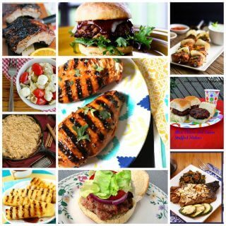 Cookout Recipes to Enjoy This Summer- A great collection of recipes including main grilling dishes, side dishes, desserts, and more!