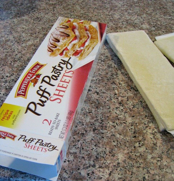 Pepperidge Farm Puff Pastry