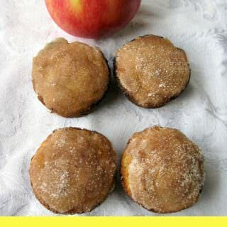 Cinnamon Sugar Apple Muffins #BrunchWeek