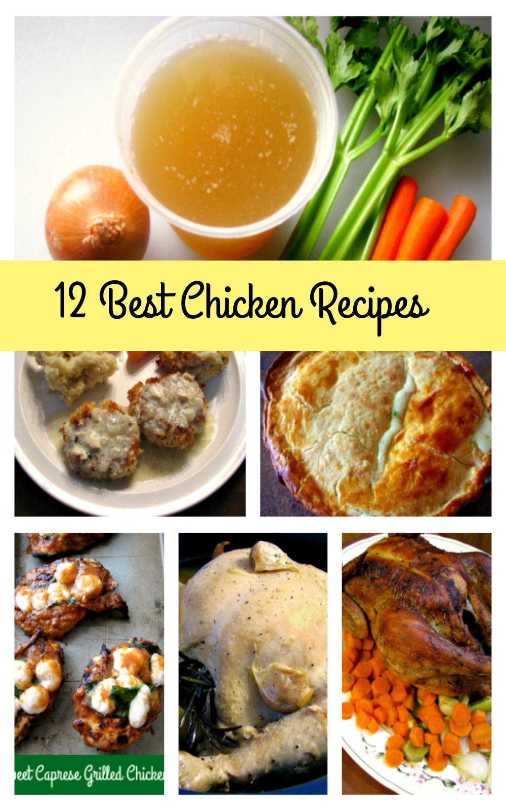 Chicken is often the first choice for dinner, but can get boring if you don't change it up. Today I'm sharing some of the Best Chicken Recipes I love!