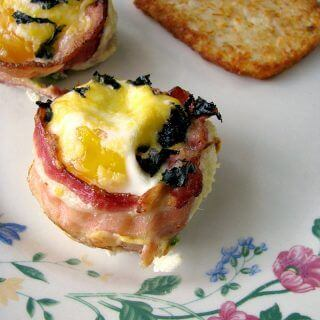 Bacon Jalapeno Egg Cups