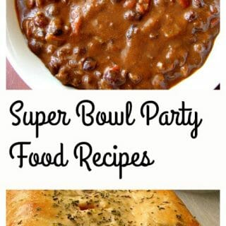 15 Winning Super Bowl Party Food Recipes