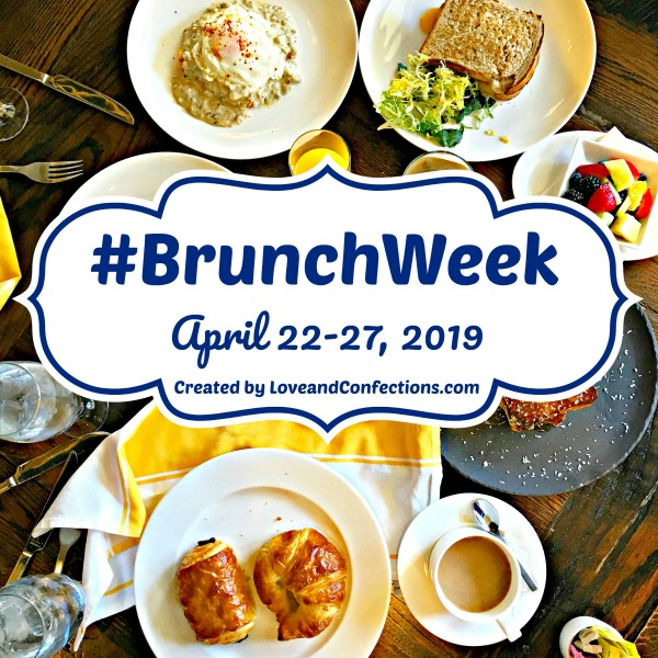 Brunch Week Logo 2019